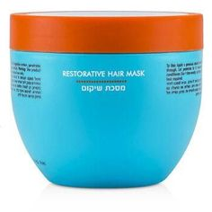 Restorative Hair Mask (For Weakened and Damaged Hair) - 500ml-16.9oz