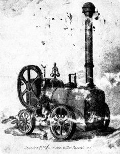 Lokomobil (Image with BU) Steam Engine, Scandinavian, Engineering, Image, Politics, German, Culture, History, Mechanical Engineering
