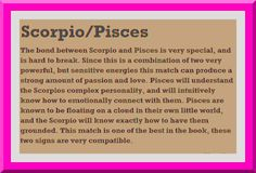 Noted. I better find a Pisces then.