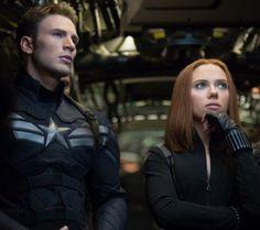 Captain America: the Winter Soldier, il nostro incontro con Chris Evans e Scarlett Johansson!