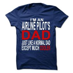 (Greatest Worth) Airline Pilots dad - Buy Now
