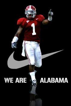 Saturday, November 21--- Alabama won 56-6 today --played a small school, Charleston Southern.  Next Saturday-IRON BOWL