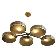Dante V Chandelier Downtown Classics Collection