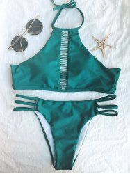 SHARE & Get it FREE | High Neck Ladder Crochet BikiniFor Fashion Lovers only:80,000+ Items • New Arrivals Daily • Affordable Casual to Chic for Every Occasion Join Sammydress: Get YOUR $50 NOW!