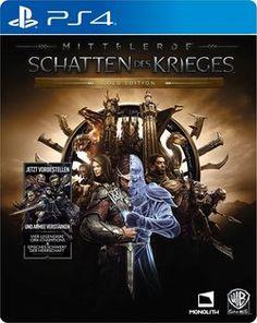 Mittelerde: Schatten des Krieges  Gold Edition  PS4 (5051890308252)