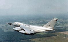 Convair B-58 Hustler, USAF.