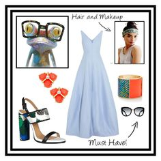 """""""Get the Look 2! Summer Fashion 2016"""" by c62713 ❤ liked on Polyvore featuring Yosemite Home Décor, Free People, Halston Heritage, Dsquared2, Kate Spade, Sarah Magid, GetTheLook, chic and colorful"""