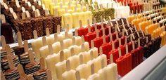 Popbar, Popsicle Dessert Cafe in Jakarta, Indonesia | Little Steps