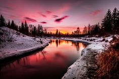 Serene Sunset Photo by Brandon B. -- National Geographic Your Shot