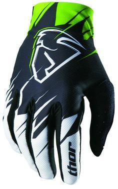 Thor Mens Void Motocross Gloves http://downhill.cybermarket24.com/thor-void-gloves-green-medium-m-33302495/