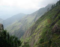 First glance of valley @ Kodaikanal in Tamil Nadu