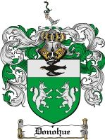 Donohue Coat of Arms / Donohue Family Crest