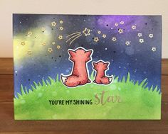Lawn Fawn | You're my Shining Star – Pretty Paper Designs