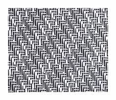 Franco Grignani, Cuspidal interference on the reticular field, 1955 Op Art, E Design, Words, Artist, Pop, Popular, Pop Music, Artists, Horse