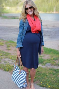 Fashion Style Guide and Tips for Pregnant Ladies