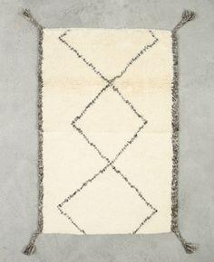 Tapis rectangulaire à losanges Decoration, Shag Rug, Sweet Home, Bath, Rugs, Inspiration, Home Decor, Bons Plans, Marrakech