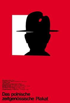 Contemporary Polish poster - MIECZYSŁAW WASILEWSKI