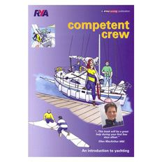 RYA Competent Crew - the essential book for sailing newbies! Sailing Books, Sailing Adventures, Training Center, Learning, Shopping, Teaching, Education, Studying