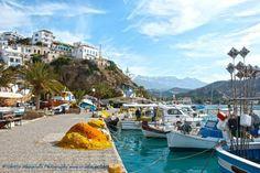 Agia Galini, Crete.