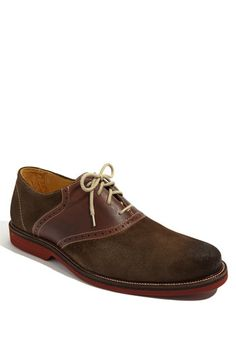 1901 'Saddle Up' Oxford #Men #Nordstrom #NSale