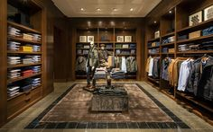 Massimo Dutti store at Fifth Avenue, New York » Retail Design Blog
