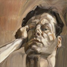 Lucian Freud · Self Portrait · 1963 · The Whitworth Art Gallery | The University of Manchester