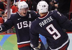 Zach Parise And Ryan Suter Head To Minnesota Wild On 13 Year Contracts Hockey Rules, Hockey Mom, Ryan Suter, Best Jersey, Hockey World, Sports Page, Minnesota Wild, Latest Sports News, Sports Illustrated