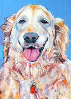 Hope, (Acrylic, 5 x Pets, Animals, Animals And Pets, Animales, Animaux, Animal, Animais
