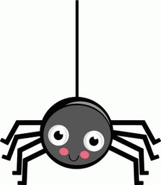 Spider clipart for kids - photo#8