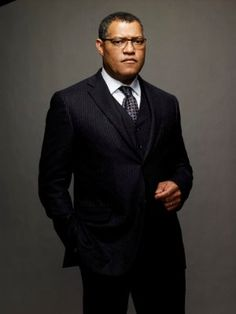 Laurence Fishburne. No one's so embodied the tragic Moor of Venice so poignantly as he. So cooly imposing an actor!