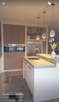 Tino Takken Interieurs Keuken op maat gemaakt