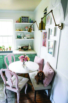 If you are looking for Small Dining Room Table Ideas, You come to the right place. Below are the Small Dining Room Table Ideas. This post about Small Dining . Dining Table Small Space, Tiny Dining Rooms, Small Kitchen Tables, Dining Nook, Small Tables, Dining Room Design, Small Rooms, Small Apartments, Small Dining Table Apartment