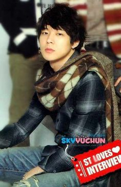 My Love Micky Yoochun ❤️ JYJ Hearts
