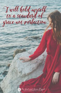 This, ladies. Grace, not perfection is the key.  wisdom for women, hope for women, inspiration, motivation, wise words, purpose, beauty, strong woman, women of strength, strong women, quotes, quotes for women  #gritandgracelife