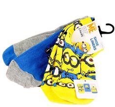 socks in minions / Brytyjka.pl