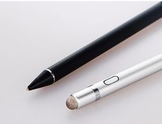 Rechargeable 2 In 1 Active Passive Stylus Pen Capacitive Touchscreen - Buy Stylus Pen,Active,2 In 1 Stylus Pen Product on Alibaba.com Pencil Stylus, Active, Smartphone, Ipad, Copper, Usb, Touch, Brass