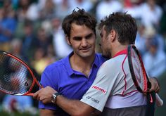 Wawrinka overpowers the maestro in Paris. Read more at tennis now.