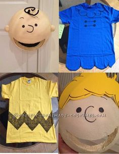 Awesome Peanuts Gang Group Costume...