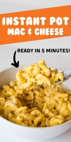 Buttery macaroni noodles smothered in creamy cheddar, Monterey Jack, and parmesan cheese - all made quickly in a pressure cooker.