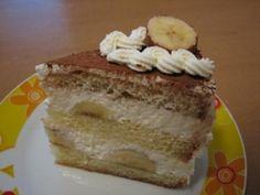 Torte Recepti, Torte Cake, Tiramisu, Deserts, Pie, Ethnic Recipes, Cakes, Banana, Torte