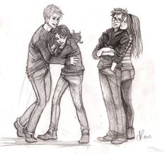 The Unofficial Harry Potter Fan Art Collection