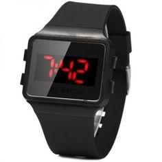 Watches Energetic Led Digital Kid Watch Bracelet Led Digital Display Boy Girl Sports Children Wristwatches Silicone Military Clock Erkek Kol Saati 2019 Latest Style Online Sale 50%