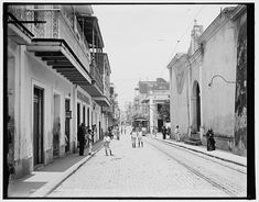 Calle San Francisco-1901