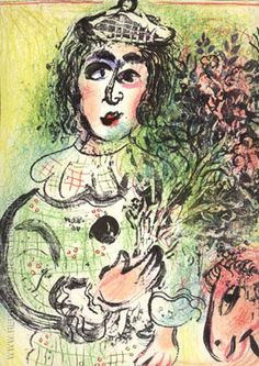 Marc Chagall | Oil Painting Reproductions - Oil Painting on Canvas ...