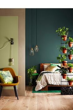 Colours Featured: Dulux Armada and Dulux Rodham.