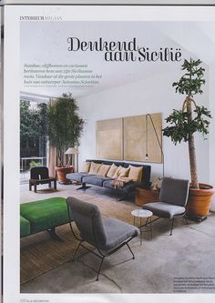 home of designer Antonino Sciortino | Dutch Elle Decoration