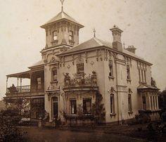 The Priory, Burwood Rd, Burwood, NSW, Victorian Italiante style.