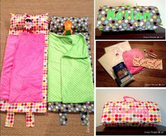 Pillow Bed Tutorial   TheWHOot