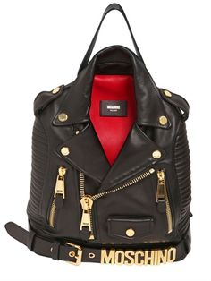 Leather Jackets Are Expensive: Can You Achieve the Same Look with Rocking Leather Bags?