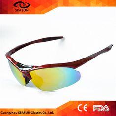 d6c8e1a93e Polarized Cycling Sunglasses Mans Mountain Bike Goggles sport Cycling  Bicycle…
